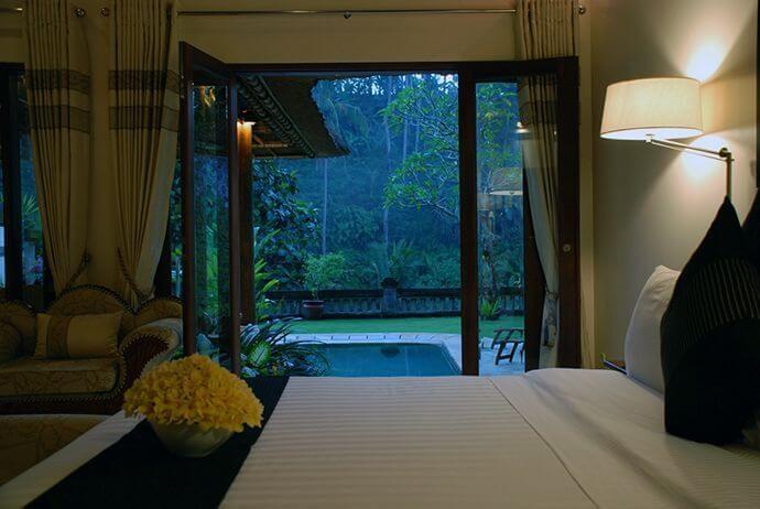 Пятизвездочный отель на Бали
