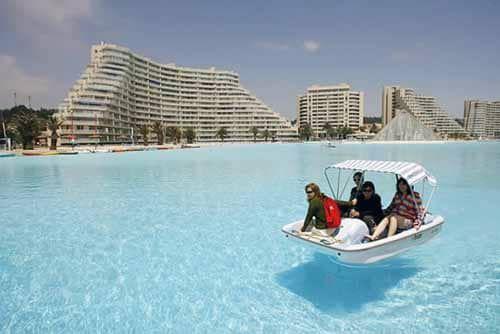 Найбільший у світі басейн