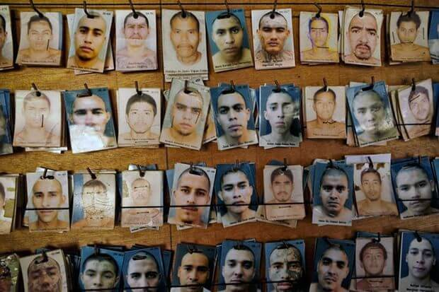 Латиноамериканские тюрьмы – мужская и женская