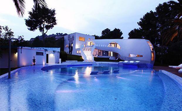 Роскошные дома, в которых мы мечтаем жить