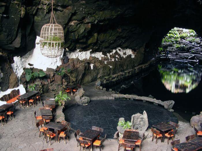 Пещера Jameos del Agua