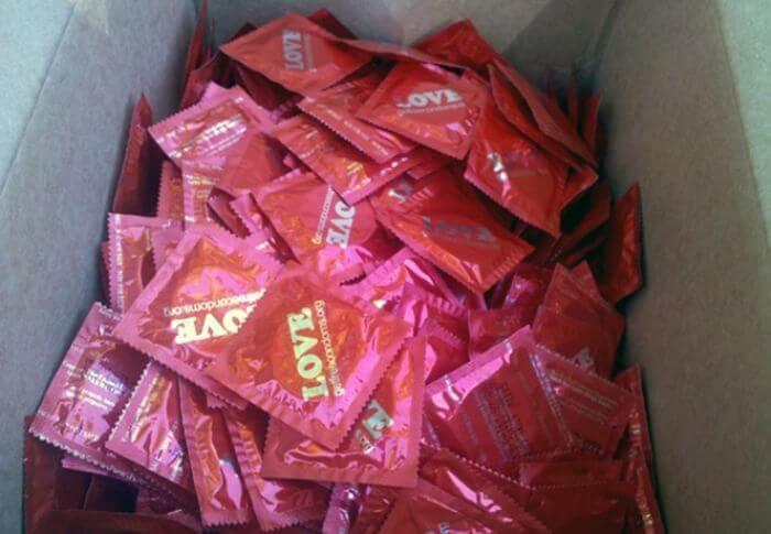 Застосування презервативів в Індії