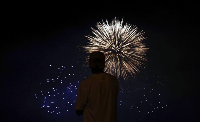 Фото нового 2013 року в інших країнах