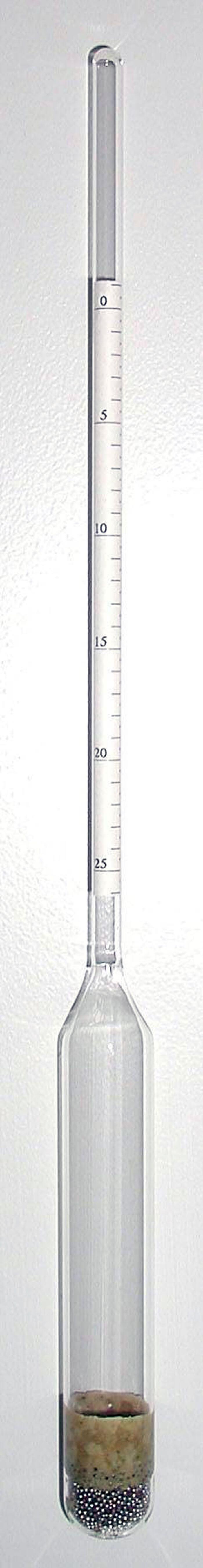 Ареометр АС-3 0...25