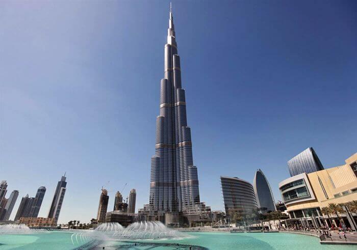 Бурдж-Халифа, Дубайская башня
