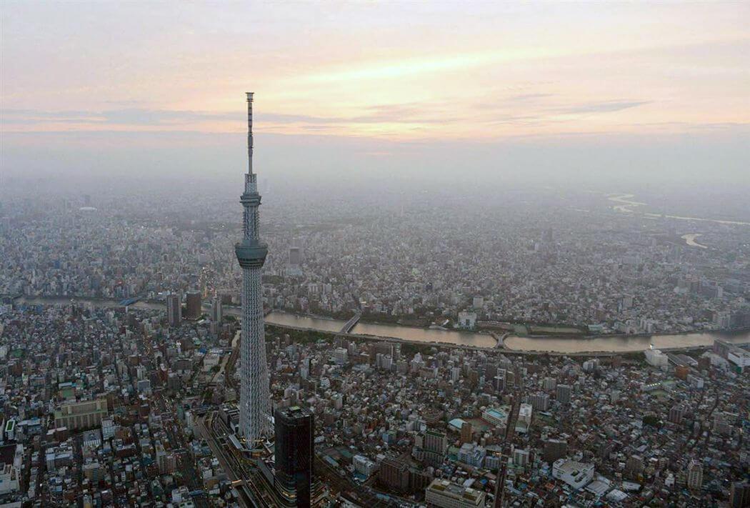 Tokyo Sky Tree – Небесное дерево Токио