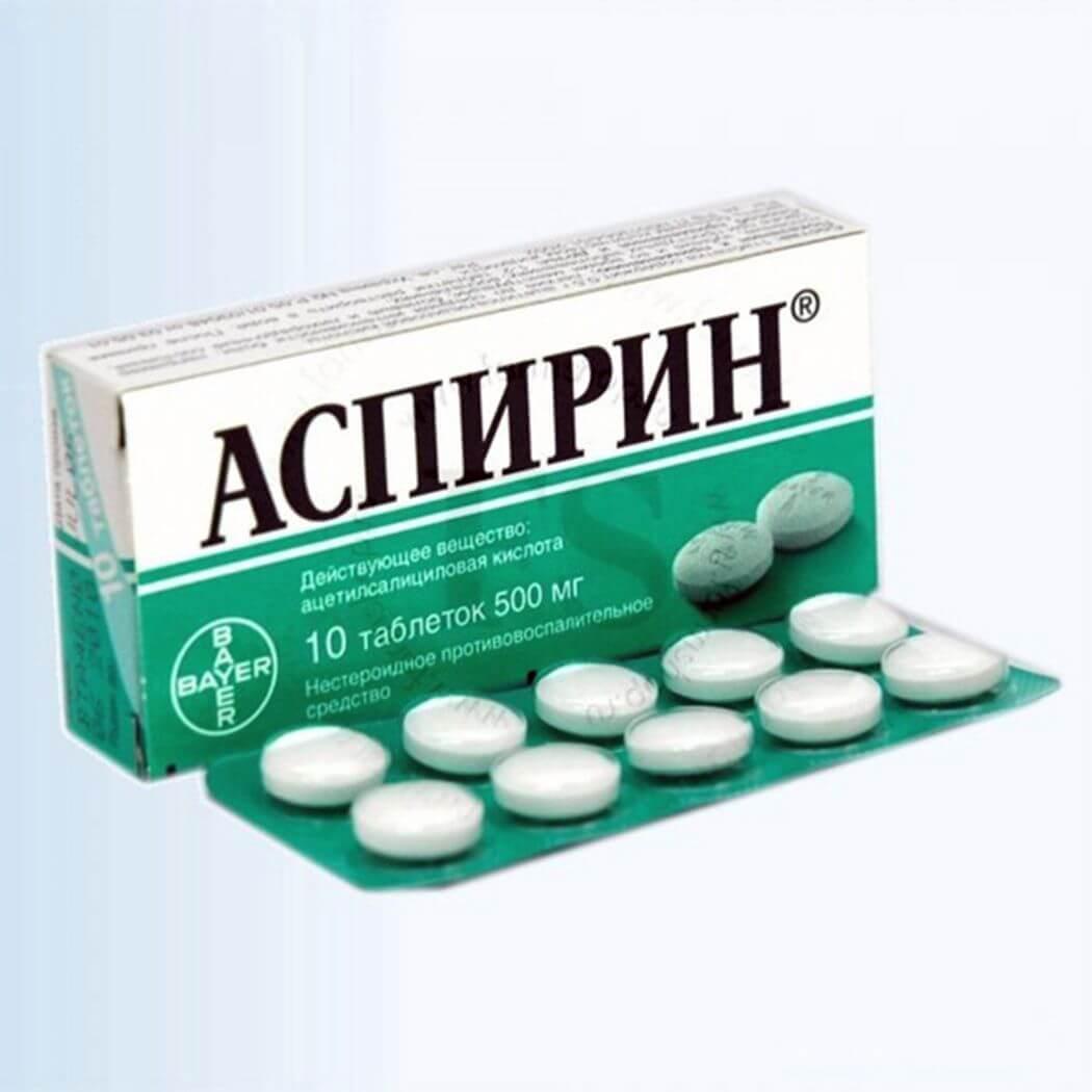 Ученые: прием аспирина может привести к слепоте