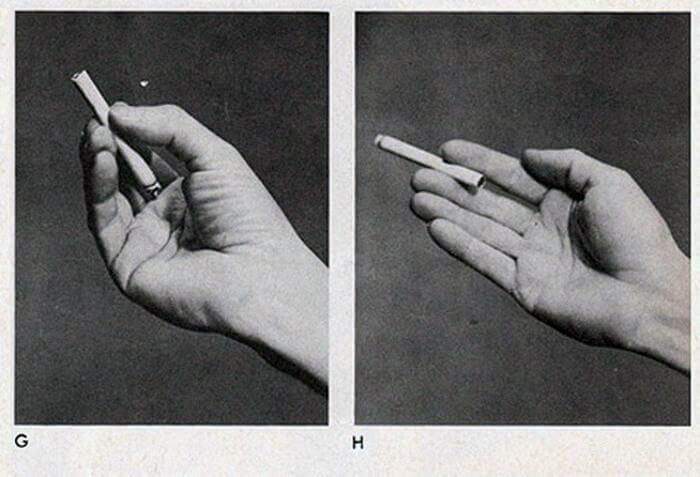 Что скажет психолог о курильщике, взглянув на его сигарету