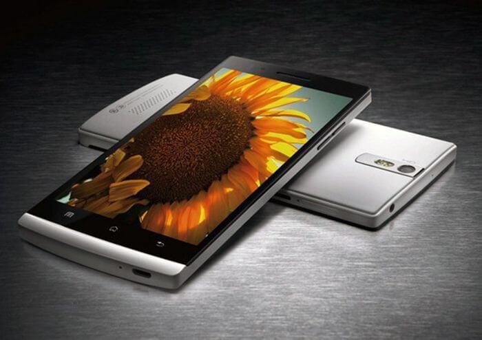 Oppo Find 7 – новый смартфон с матрицей 50 мегапикселей