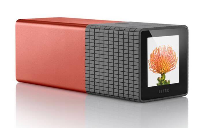 фотокамера Lytro – еще одна революционная новинка