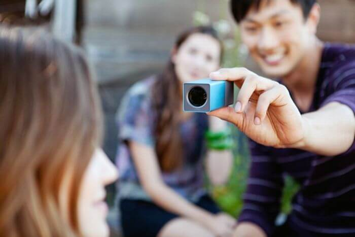 фотокамера Lytro – ще одна революційна новинка