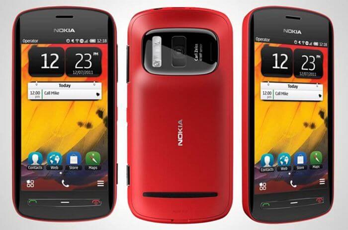 Nokia 808 – новейший гаджет с камерой в 41 мегапиксель