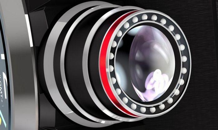 Hyetis Crossbow – годинник з камерою 41 мегапіксель
