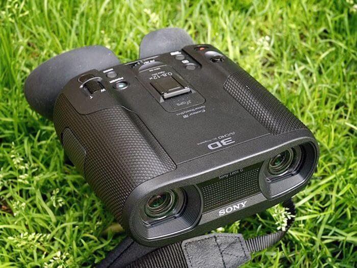 Sony DEV-50V – бинокль с функцией фотосъемки
