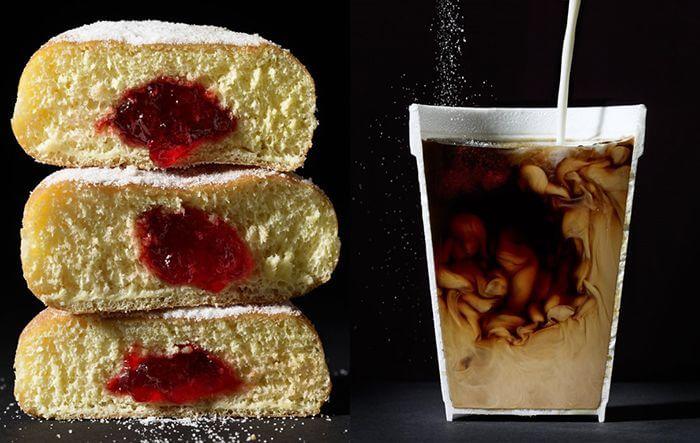 Повседневная еда в разрезе