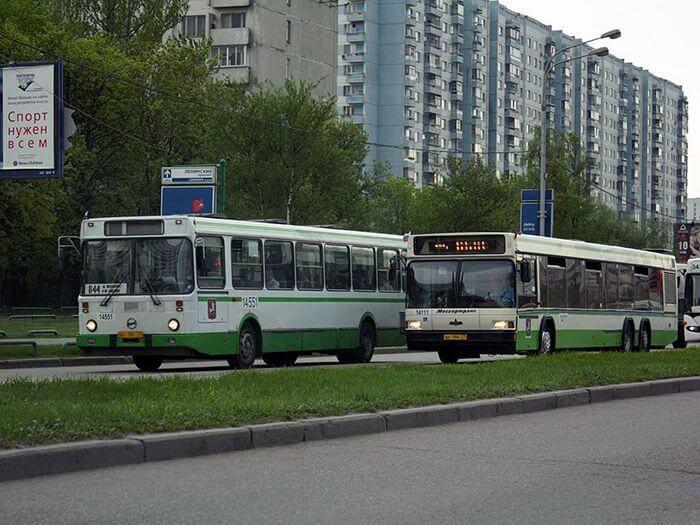 Самые опасные виды транспорта