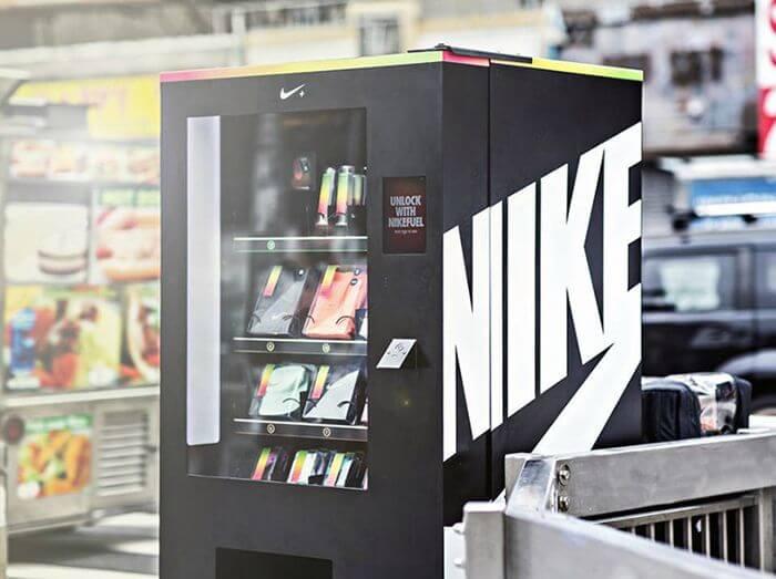 Заработай с «Nike»