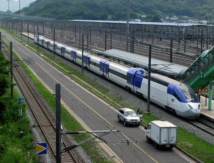 KTX Sancheon