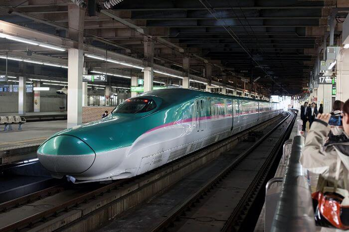 Поїзди серії Shinkansen