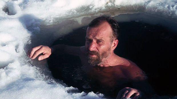 Вім Хоф, людина, яка не відчуває холод