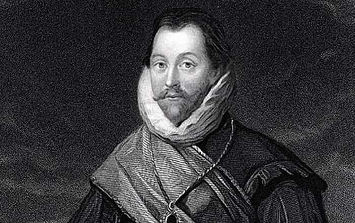 Фрэнсис Дрейк (1540-1596)