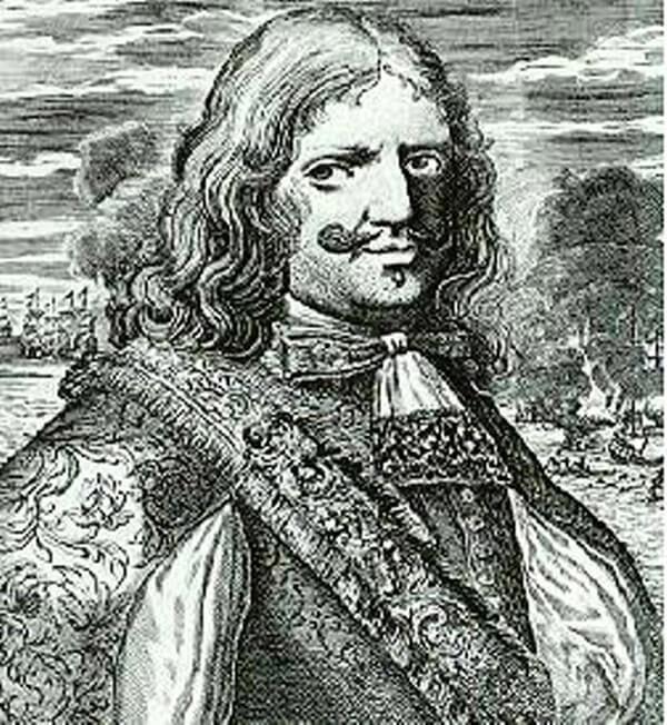 Генри Морган (1635-1688)