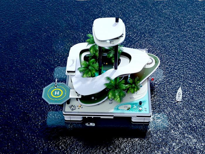 Штучний острів