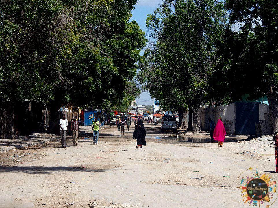 Подорож у Могадішо, столиці Сомалі