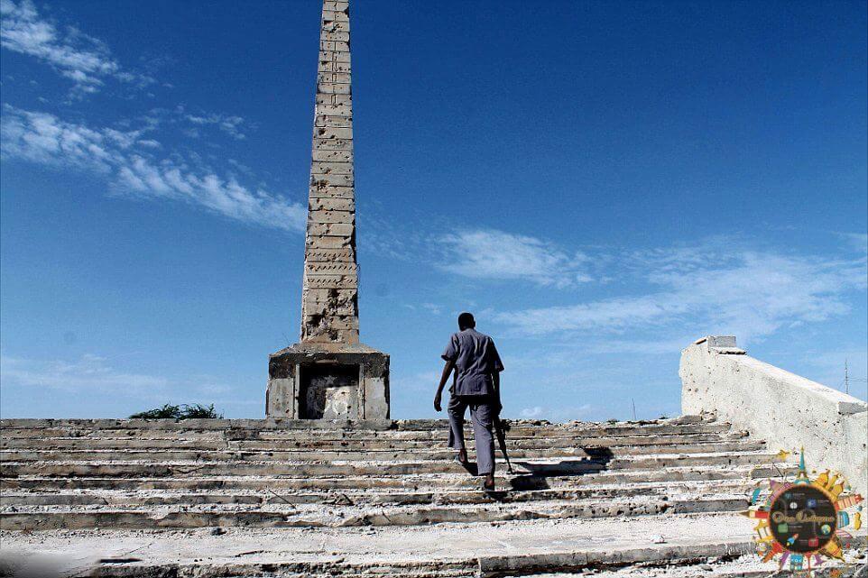 Путешествие в Могадишо, столицу Сомали