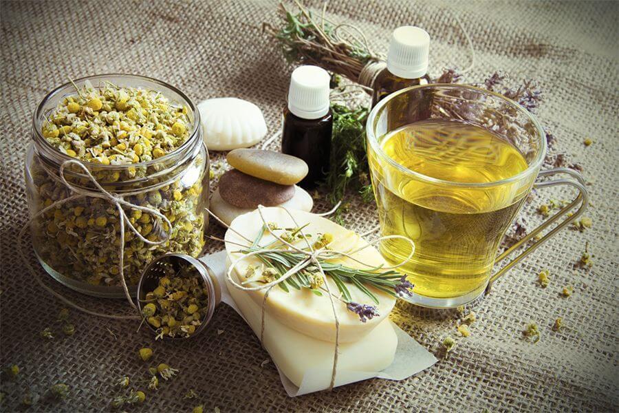 Інгредієнти для приготування мила