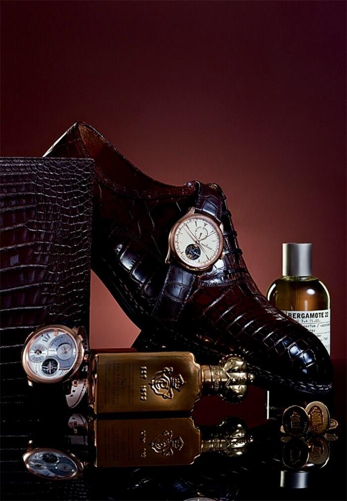 Часы и обувь – вещи для стиля и статуса мужчины
