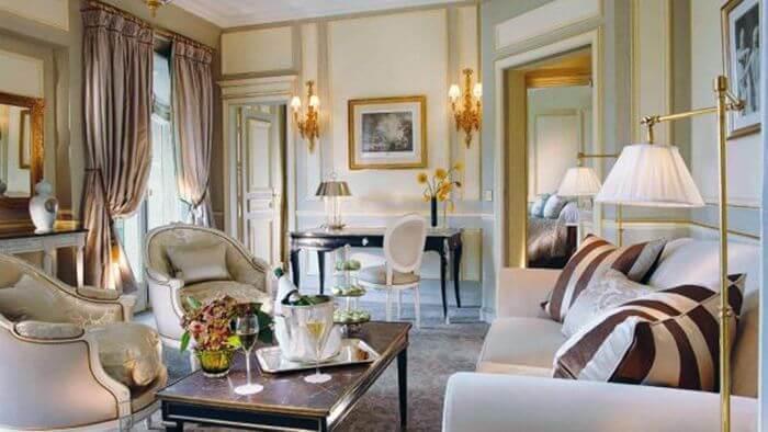Готель «Le Meurice» в Парижі
