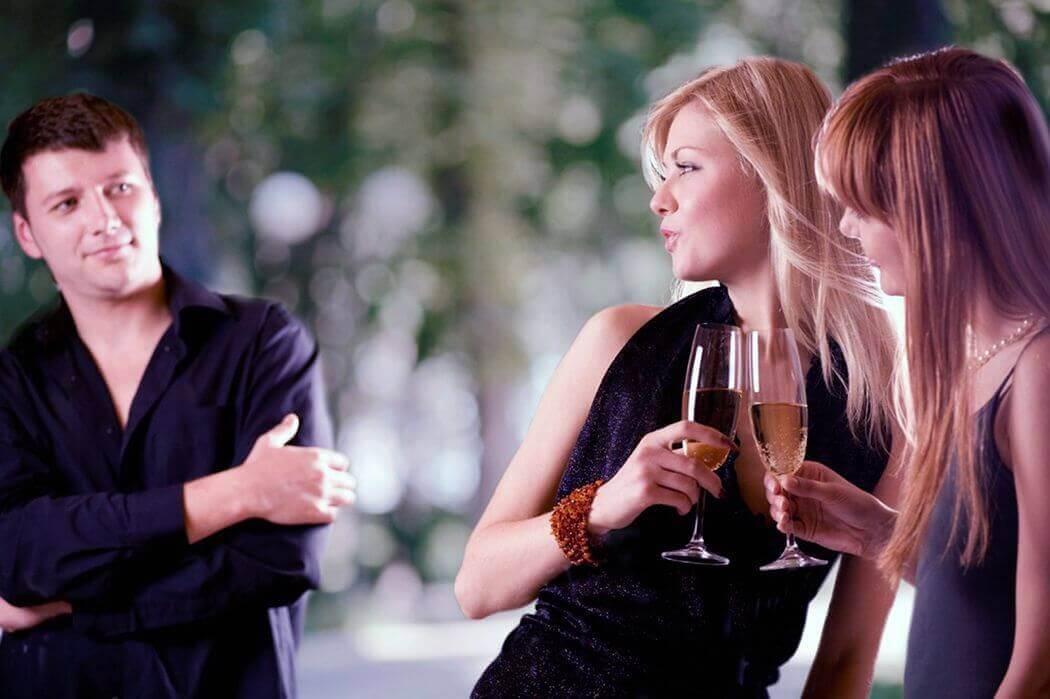 девушки хотят знакомств ли